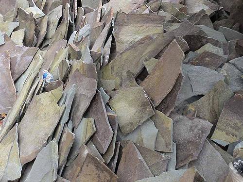 鐵平石亂片(薄)