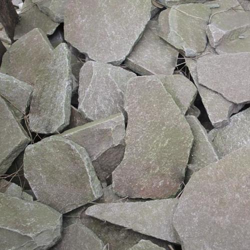 鐵平石亂片(滾邊)